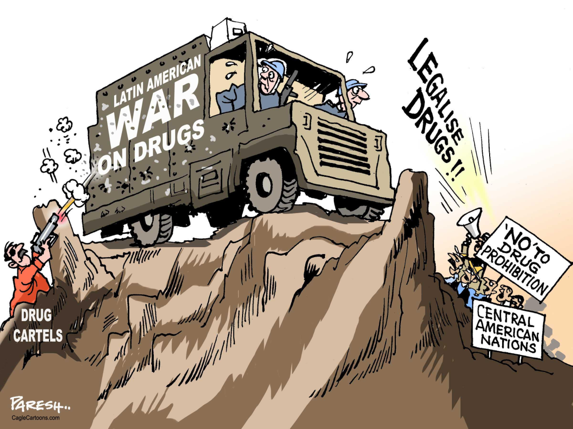 prohibition and americas war on drugs