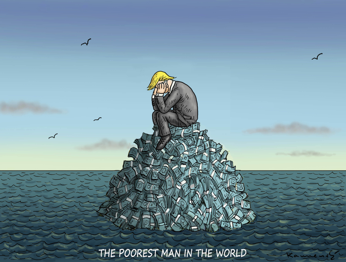 Png - Worlds poorest man
