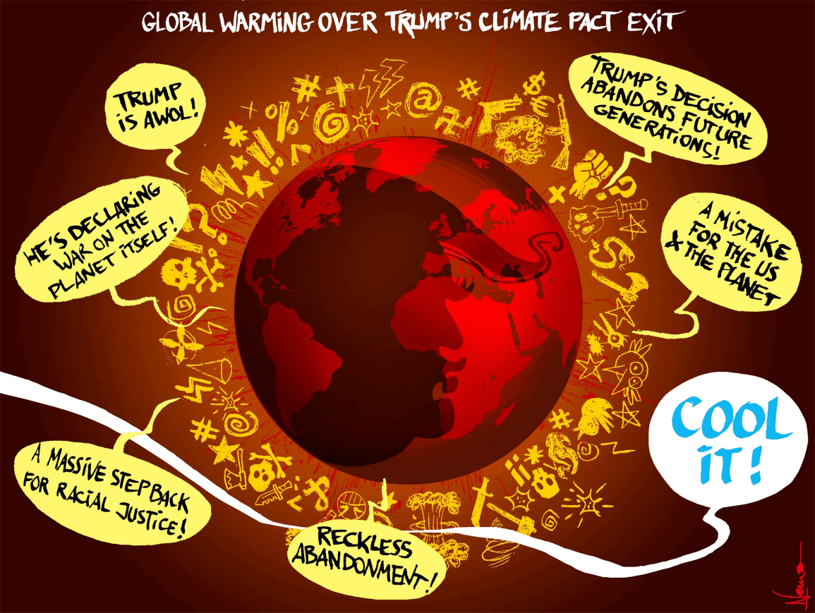 Global Warming Quotes Trump Causes A Loud Global Warming Quotes