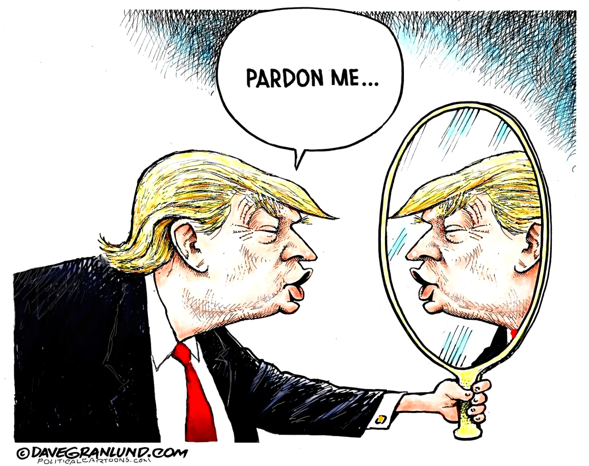 Image result for trump pardon