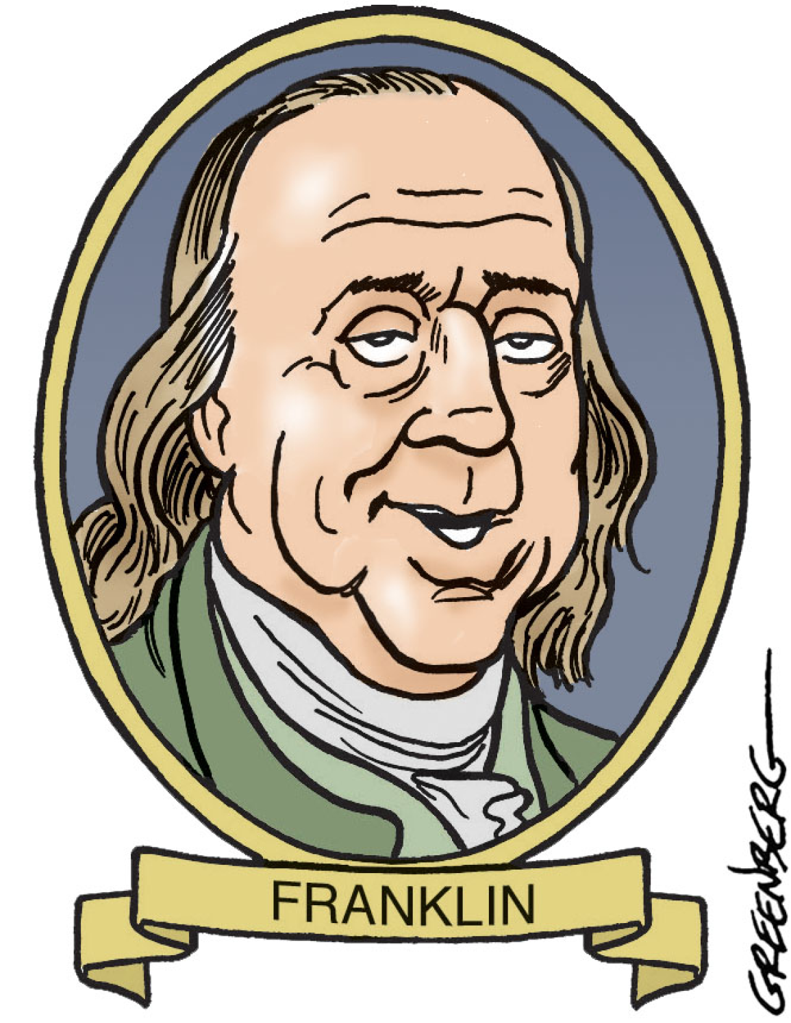 the busy life of benjamin franklin