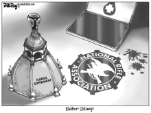 Rubber Stamp by Bill Day