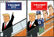 Trump Reelection Announcement by Jeff Darcy