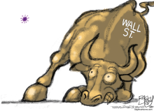 China Bull  by Pat Bagley
