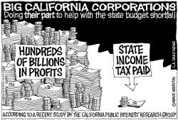 Big California Corporations Pay Little State Taxes by Wolverton