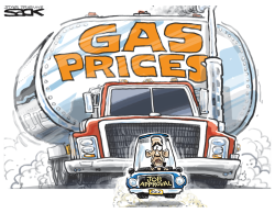 Gas Prices by Steve Sack