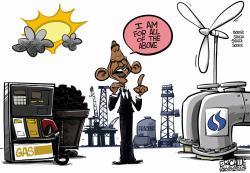 All of the above energy policy  by Eric Allie