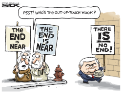 The End is Near by Steve Sack