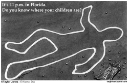 Florida Stand Your Ground Law by Taylor Jones
