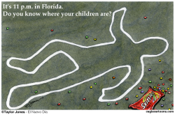 Florida Stand Your Ground Law -  by Taylor Jones