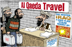 Al Qaeda Travel by Wolverton