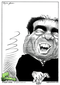 Antonin Scalia -  by Taylor Jones