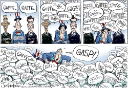 Gaffes by Joe Heller