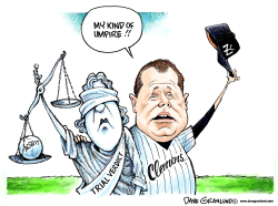 Roger Clemens acquitted by Dave Granlund
