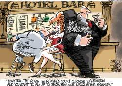 ALEC comes to Utah by Pat Bagley