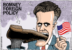 Romney Foreign Policy  by Wolverton