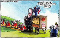 LORDS REFORM DASHED by Iain Green