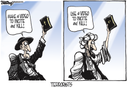 Holy Book Bigots by Bill Day