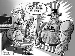 Fed stimulus plan by Paresh Nath