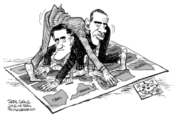 Swing State Twister by Daryl Cagle