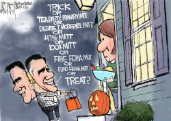 Trick or Treat by Jeff Darcy