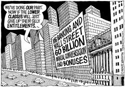 Wall Street Compensation by Wolverton