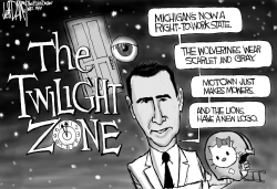 The Twilight Zone by Jeff Darcy
