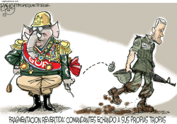 Fragmentando a Hagel /  by Pat Bagley