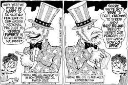US Stiffs Poor Nations by Wolverton