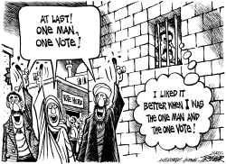 One Man One Vote by John Trever