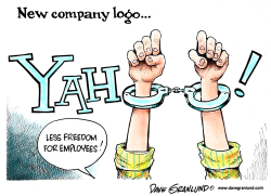 Yahoo employees by Dave Granlund