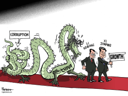 Leading China  by Paresh Nath