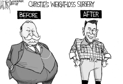 Christie weight-loss surgery by Jeff Darcy