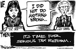 IRS by Milt Priggee