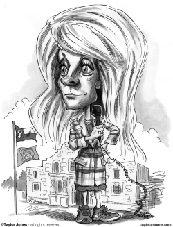 Wendy Davis by Taylor Jones