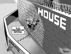 Immigration reform by Paresh Nath