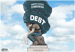 Congress Lets Interest Rate on Federal Student Loans Double- by RJ Matson