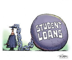 Student Loans by Tim Campbell