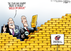 LOCAL OH - Blue Jackets Payroll  by Nate Beeler
