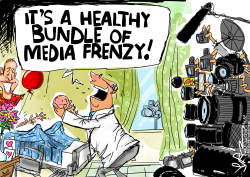Bundle of Media Frenzy by Jeremy Nell