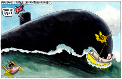 UK TRIDENT NUCLEAR REPLACEMENT by Iain Green