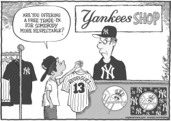 A-Rod by Bob Englehart