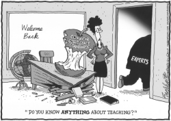 Common Core by Bob Englehart
