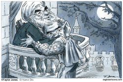 Rouhani and Obama - Forbidden Love by Taylor Jones