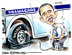 Obamacare fix by Dave Granlund