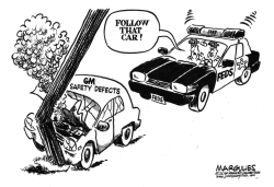 GM safety defects by Jimmy Margulies