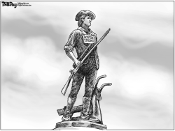 BOSTON STRONG    by Bill Day