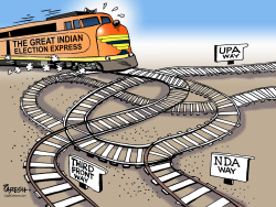 Indian Election, which way by Paresh Nath