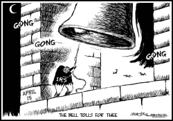 Tax Bell by J.D. Crowe