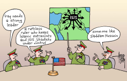 ISIS and Iraq by Arend Van Dam